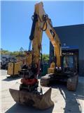Caterpillar 319, 2011, Excavadoras de cadenas