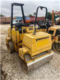 Vibromax W265, Compactadores de suelo