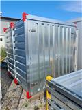 Monterbar Container 2 x 2m 8 fot, 2020, Lagercontainere