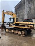 Caterpillar 330 L, 1996, Crawler excavators