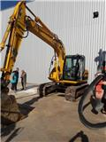 JCB JS 130, 2004, Excavadoras sobre orugas