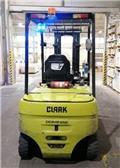 Clark GEX 25, 2018, Electric forklift trucks