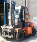 Doosan D90 S-5, 2012, Diesel Trucker