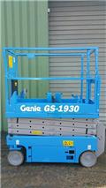 Genie GS 1930, 2007, Scheren-Arbeitsbühnen