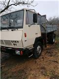 Steyr 991, 1985, Kamioni sa kranom