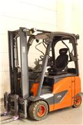 Linde E20P, 2017, Electric forklift trucks