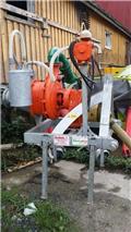 DODA (brukt og nytt) L24 - L27 - L35 fra, Pumper og røreverk