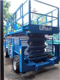 Genie GS 5390 RT, 2007, Scissor Lifts