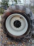 Nokian Used tires with rims, Renkaat ja vanteet