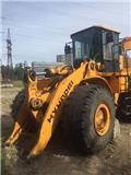 Hyundai HL 770-7 A, 2007, Wheel Loaders