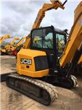 JCB 65 R-1, 2016, Mini bageri < 7t