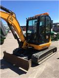 JCB 8045 ZTS, 2006, Mini excavators < 7t (Mini diggers)