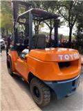 Toyota FD 50, 2016, Chariots diesel