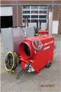 Biemmedue Heizung Set Jumbo 90 MC 104 KW Zeltheizung Hallenh, 2013, Heating and thawing equipment