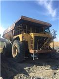 Caterpillar 777 B, 1980, Rigid dump trucks