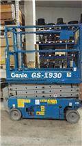 Ножничный подъемник Genie GS 1930, 2006 г., 214 ч.