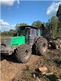 Valtra 6350, 2005, Forwarders