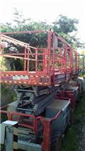 SkyJack SJ 6832 RT, 2008, Šķerveida pacēlāji