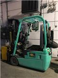 Mitsubishi FB 16PN, 2007, Electric forklift trucks