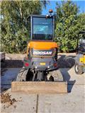 Doosan DX 27 Z, 2020, Mini excavators < 7t (Mini diggers)