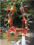Pöttinger EuroHit 80 N Z, 2002, Rakes and tedders
