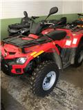 Can-am Outlander, 2011, ATV-d