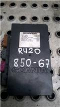 Scania R 420, 2007, Elektronika