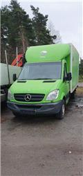 Mercedes-Benz Sprinter, 2012, Furgons