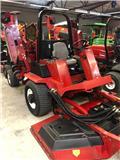 Toro 580D, 2007, Sodo traktoriukai-vejapjovės