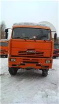 Самосвал Камаз 6522, 2010 г., 112568 ч.