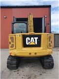Caterpillar 307.5 NG, Uthyres, 2019, Mini excavators  7t - 12t