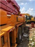 普茨迈斯特 37 M、2011、混凝土输送泵|布料机