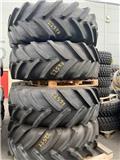 Michelin Hjul 650/65x38، 2019، ملحقات أخرى للجرارات