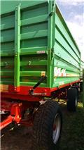 Metaltech DB 12, 2014, Utility Trailers
