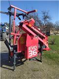 Pilkemaster Evo 36, 2013, Машини за цепене и рязане на дърва