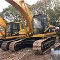 Caterpillar 330 B L, 2015, Excavadoras sobre orugas