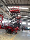 Mantall XD120RT, 2016, Scissor lifts