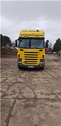 Scania 480, 2008, Mga timber trak