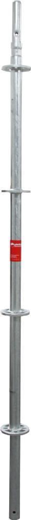 Plettac Distribution Vertical Standard 2m Modular Scaffolding, 2021, Echafaudage