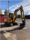 JCB 8055, 2013, Mini excavators < 7t (Mini diggers)