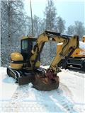 Caterpillar 304 CR, 2005, Mini Excavators <7t (Mini Diggers)