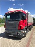 Scania R 420, 2009, Kiper kamioni