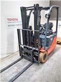 Toyota 8 FB ET 15, 2015, Električni viljuškari