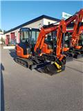 Kubota KX 027, 2019, Mini excavators < 7t (Mini diggers)