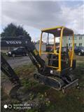 Volvo EC 15, 2006, Mini Excavators <7t (Mini Diggers)