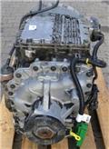 Volvo EC 17, 2014, Cajas de cambios
