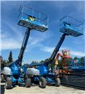 Genie Z 135/70, 2010, Articulated boom lifts