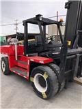 Toyota 2FD135, 1988, Diesel Forklifts