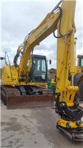 New Holland E 140 C SR LC, 2013, Crawler Excavators