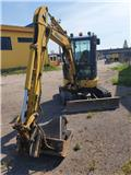 Komatsu PC35MR-3, 2018, Mini Excavators <7t (Mini Diggers)